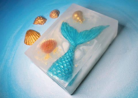 Mermaid Island Soap