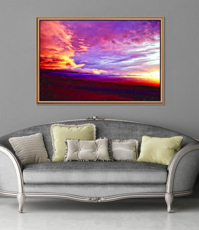 Morning Glory – Original Collector's Edition - Stefani Fine Art