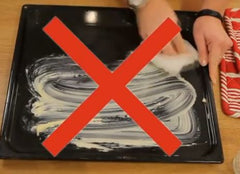 Easy to Clean Nonstick Baking Sheets