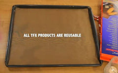 "TFX NonStick! Baking Sheet US Full Size: 16 ½"" x 24 ½""  (12-pack)"