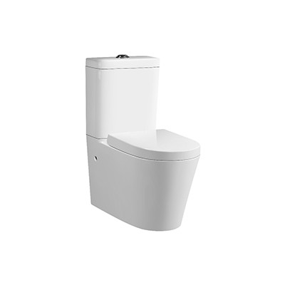 Toilets Suites, Bathroom, Wall Flush Mount Toilet