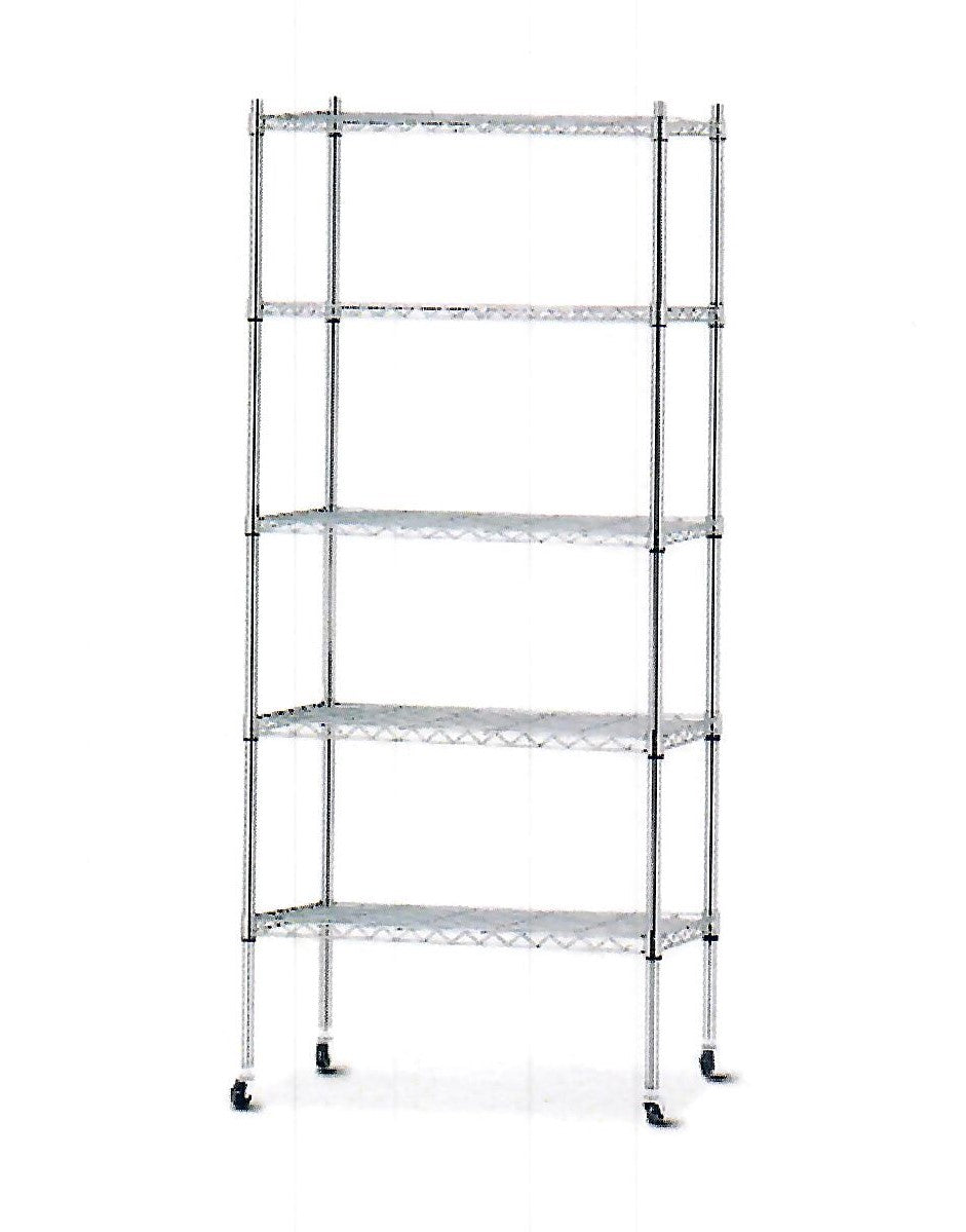 HEAVY DUTY STORAGE MASH SHELVES