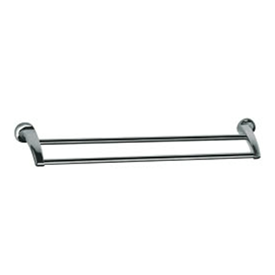 DOUBLE TOWEL BAR 900 mm