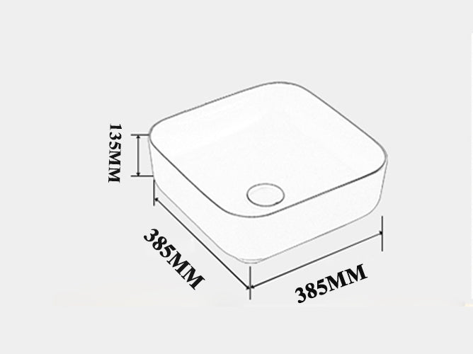 On Counter Basin Product FBB-5040