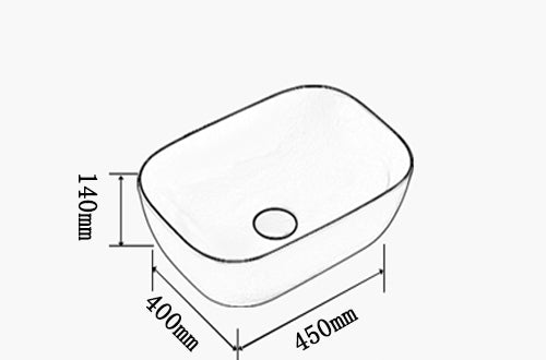 On Counter Basin Product FBB-5249