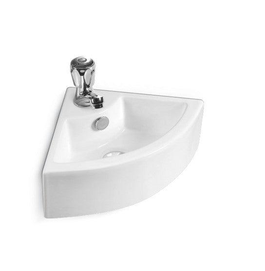 Corner Wall Hung Basin