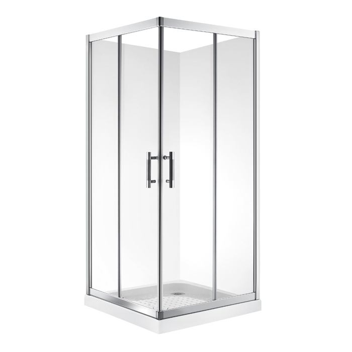 SHOWER ENCLOSURE CORNER SLIDER 800