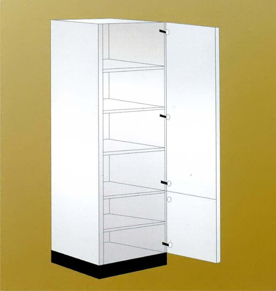Kitchen Tall Cabinet 400