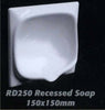 Recessed Soap Holder RD 250