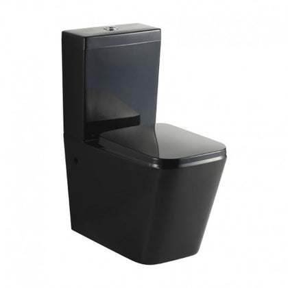 Toilet Suite FTW  KDK003B Black
