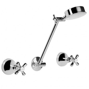 San Antonio Shower Set CP