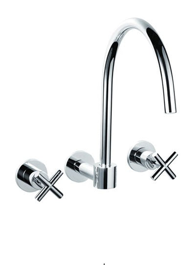 Santa Fe Wall Spa/sink Set