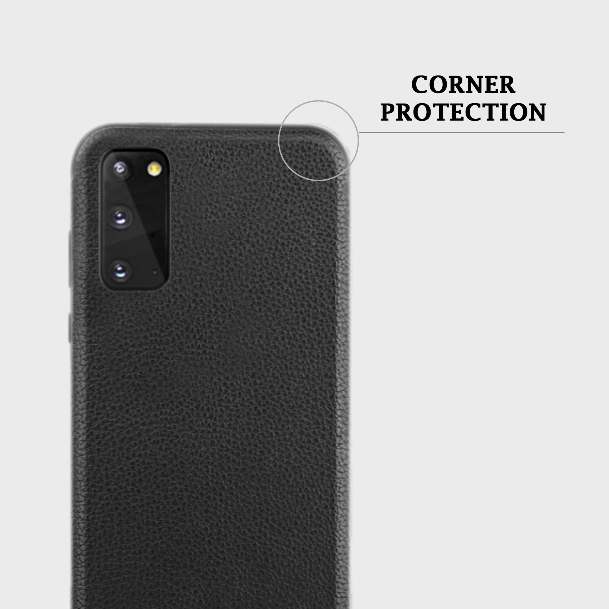 Leather Case for Samsung Galaxy S20