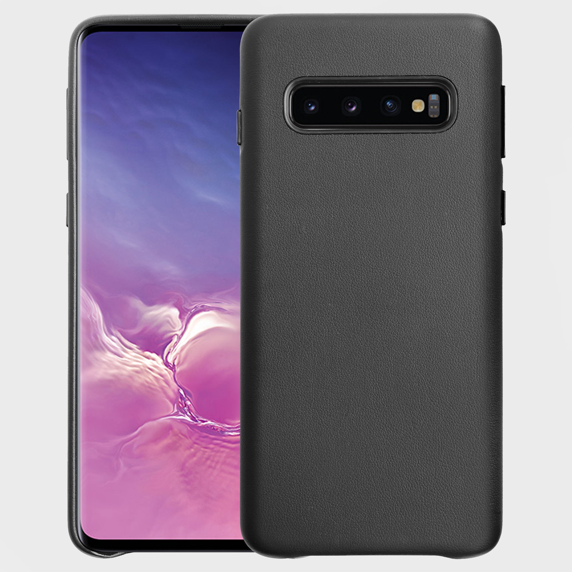Leather Case for Samsung Galaxy S10 Plus
