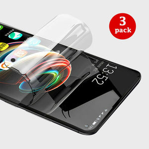 3 Pack Screen Protector for Samsung Galaxy S20 Plus