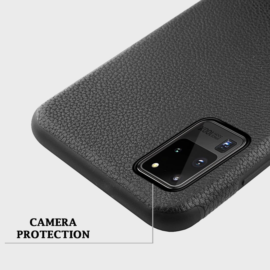 Luxury Flip Leather Wallet Magnet Case for Samsung Galaxy S20 Ultra [6.9 inches] Magnetic Back 360-degree Protective Cover