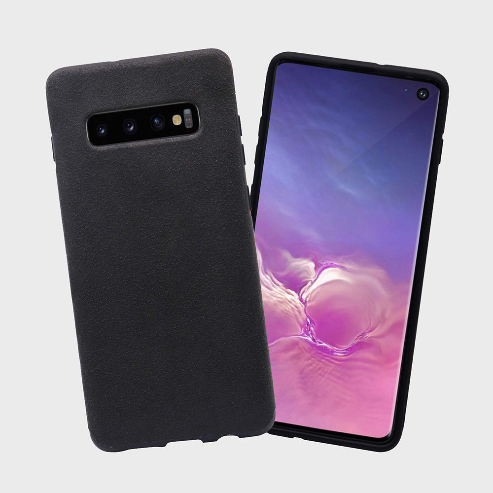 Alcantara Case for Samsung Galaxy S10e
