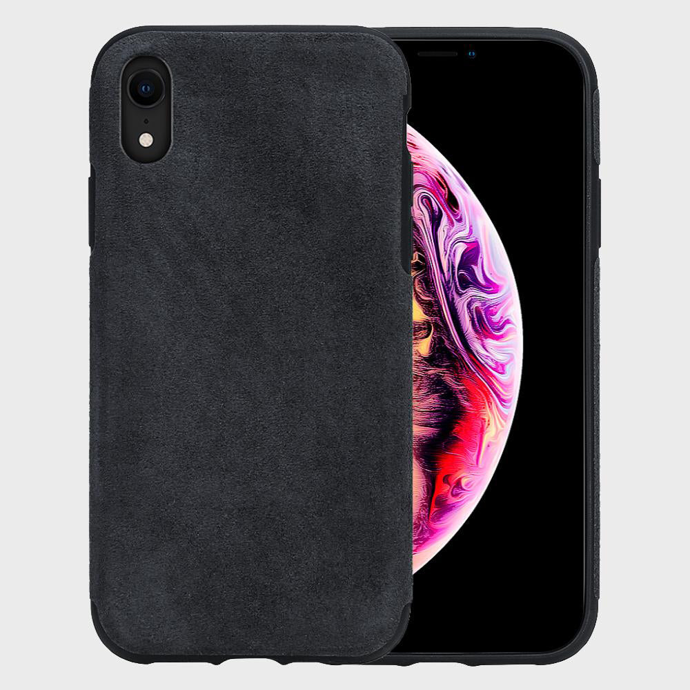 Alcantara Case for iPhone Xr
