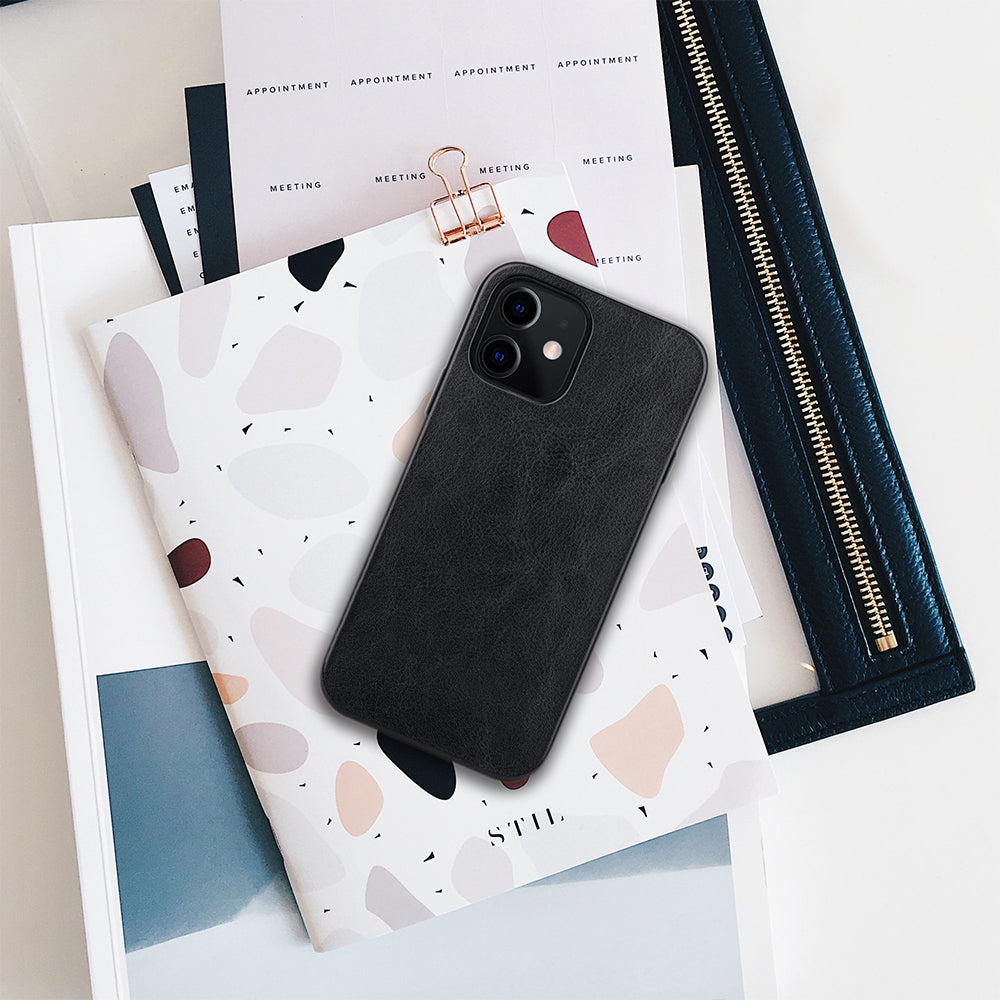 Leather Case for Apple iPhone12 Mini