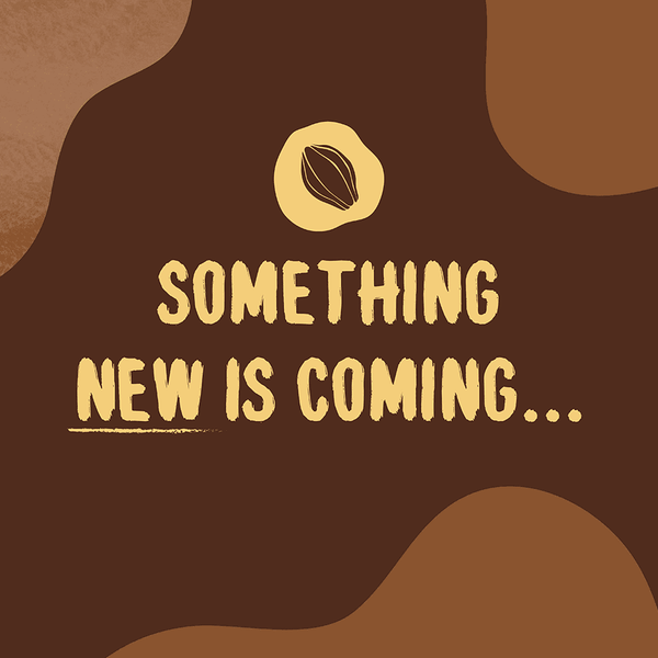 Something new is coming...