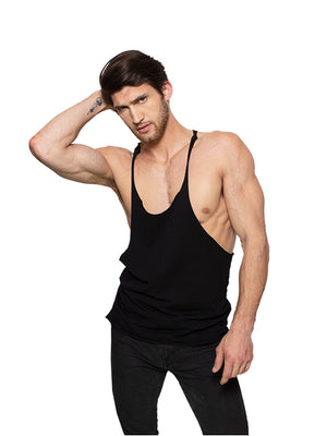 MEN'S SLIM FIT STRING TANK