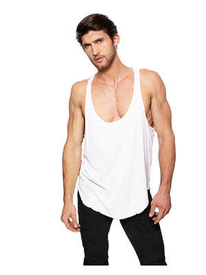 MEN'S CALIFORNIA GYM GEAR Y-BACK TANK