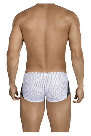 Clever 2443 Boias Latin Boxer Briefs Color White