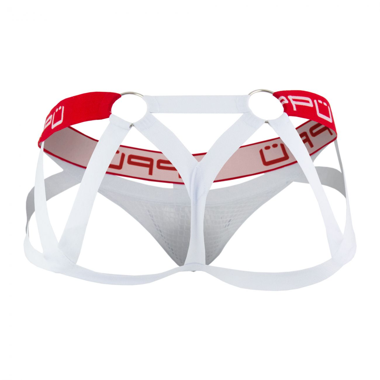 PPU 1713 Jockstrap Color White