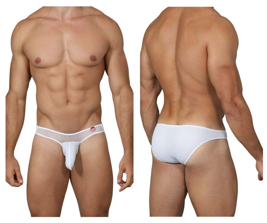 Pikante PIK 0213 Wellness Castro Briefs Color White