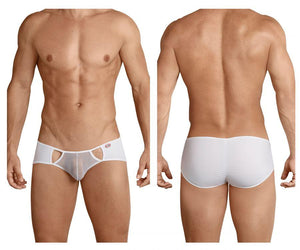 Pikante PIK 8711 Aston Briefs Color White