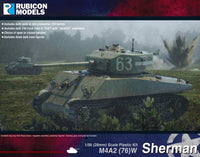 M4A2(76)W Sherman - Buy 2 Get 1 Free!