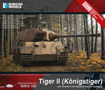 280100 - King Tiger with Zimmerit