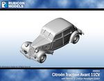 282003 - Citroën Traction Avant 11CV- Resin