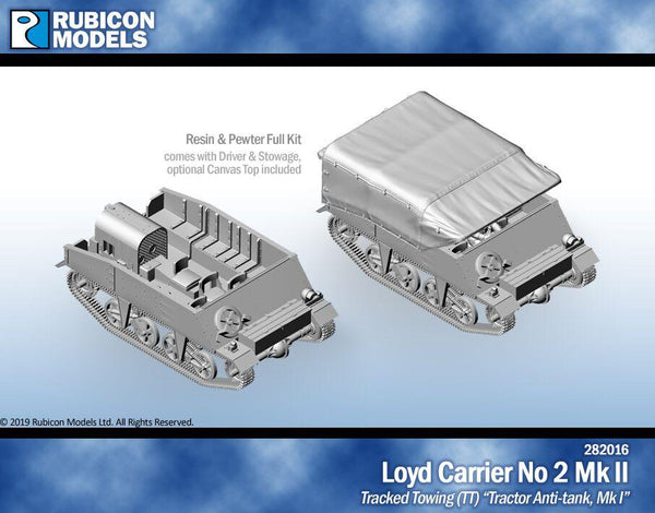 282016 Lloyd Carrier No2  MkII - Resin