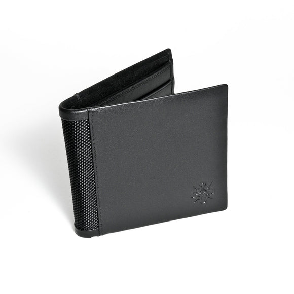 Flexible Wallet Black