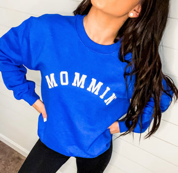 Mommin Crewneck Sweatshirt