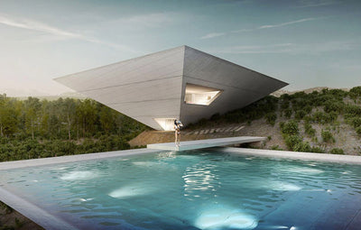 Spots: Solo houses project in Spain