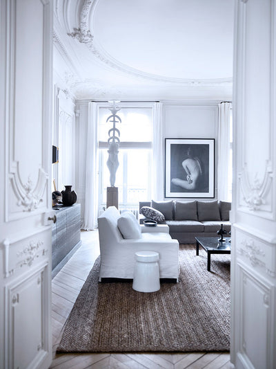 A girl can dream: Apartment in Paris by Gilles and Boissiere