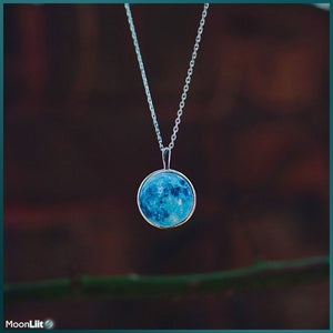 Luminous Moon - Pendant - MoonLiit
