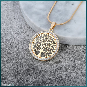 Open image in slideshow, Tree of Life - Pendant - MoonLiit
