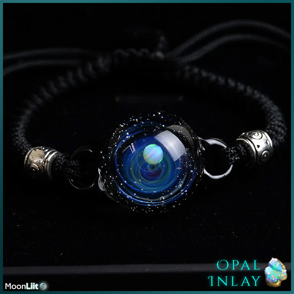 Galaxy Drop Bracelet 🌌 | Deluxe Edition - MoonLiit