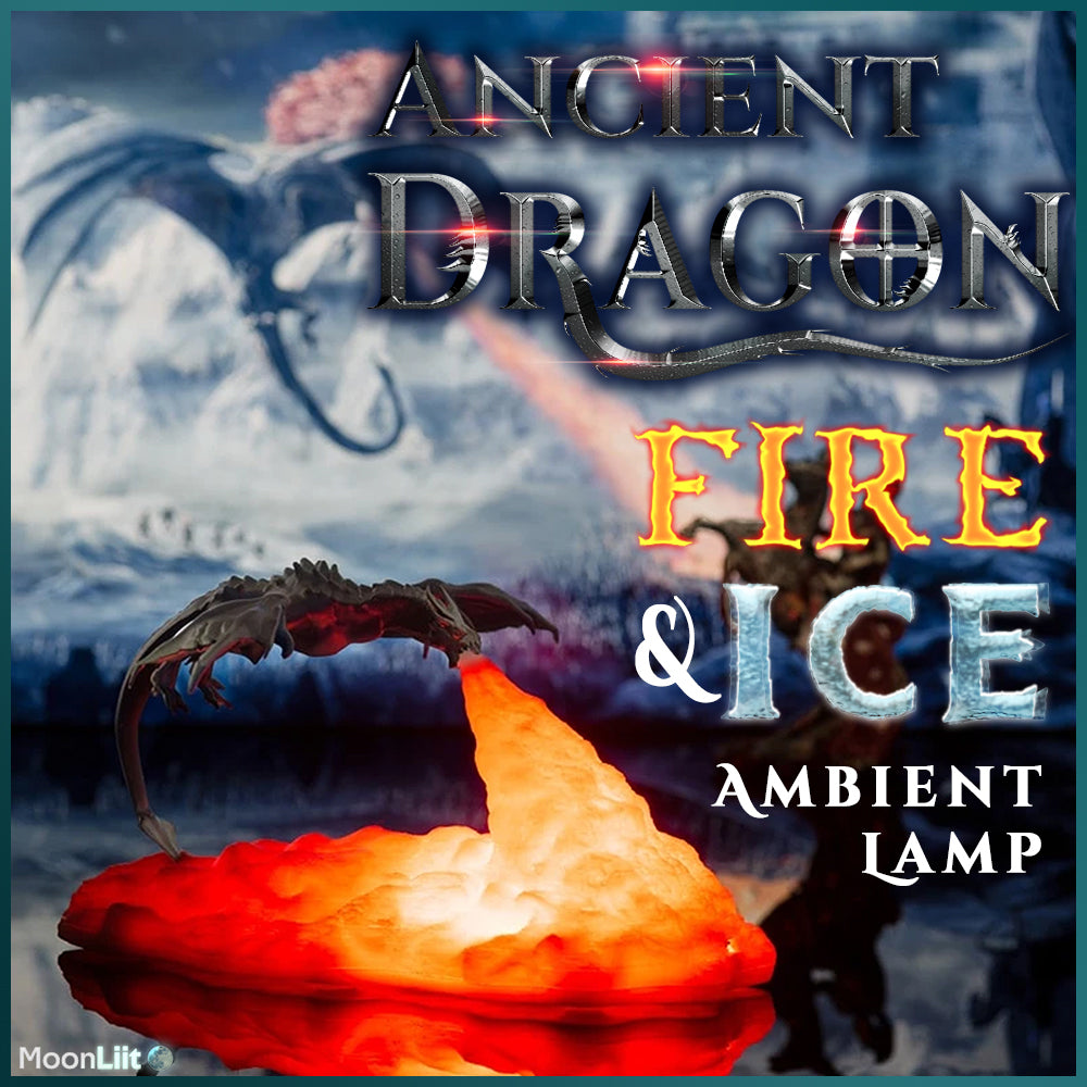 Ancient Dragon 🐲 Ambient Lamp [Limited Run] - MoonLiit