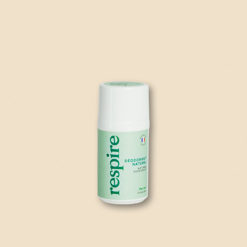 Natural Deodorant -  Green Tea