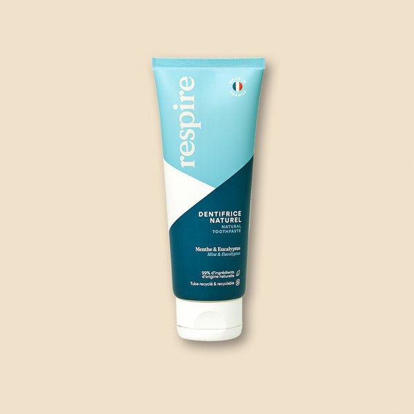 Natural Toothpaste - Mint & Eucalyptus 75ml
