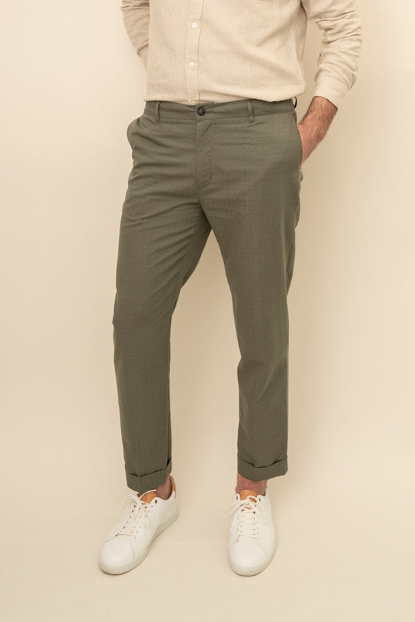 Crecy Green - Pants