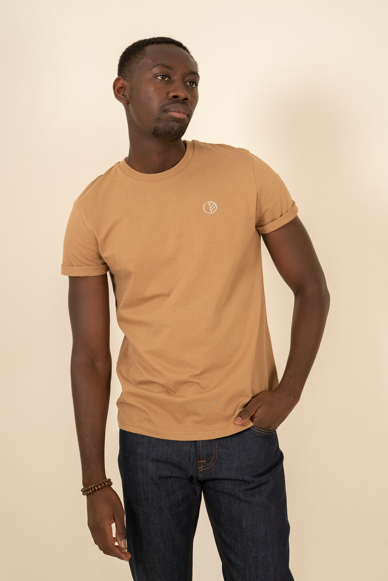 t-shirt, homme, mode responsable, durable, éthique, Paris