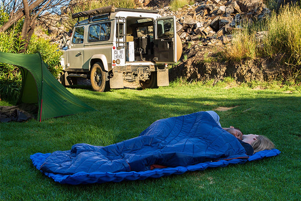 How to use Camping Air Mattress