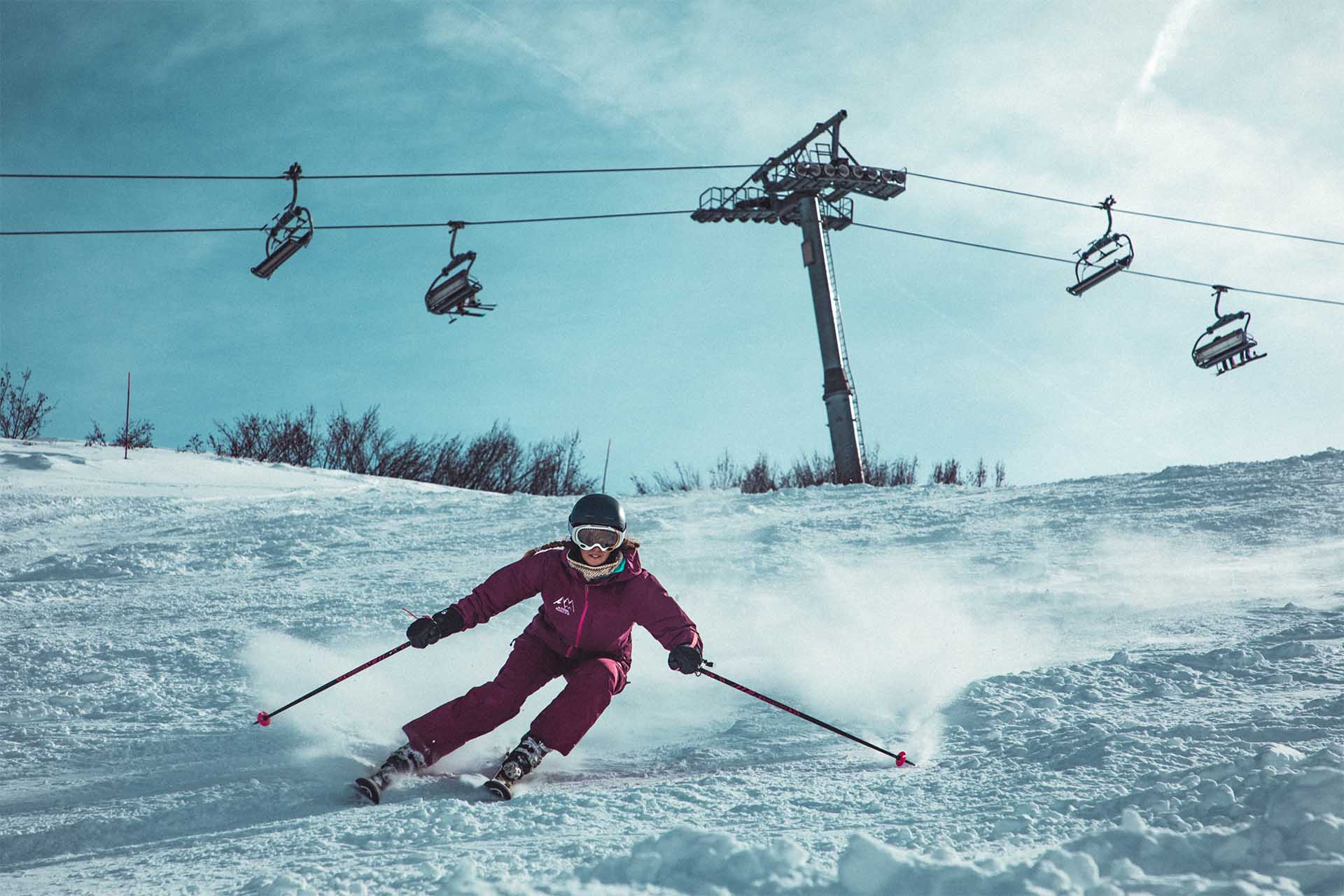 General Knowledge Of Outdoor Skiing Preparation