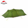4 People Ultralight Tunnel Tent Waterproof Portable 4 Seasons Camping Tent