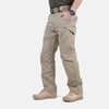 TACVASEN IX9 City Tactical Pants Mens Multi Pockets Cargo Pants